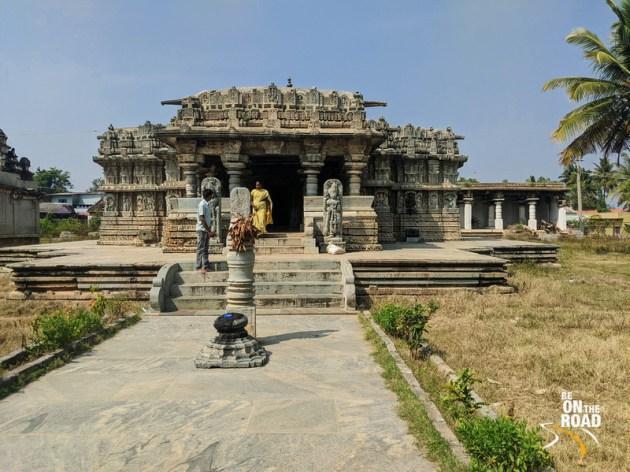 13th century Lakshmi Narasimha Temple at Javagal, Karnataka