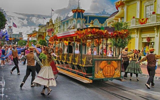 Walt Disney, Orlando
