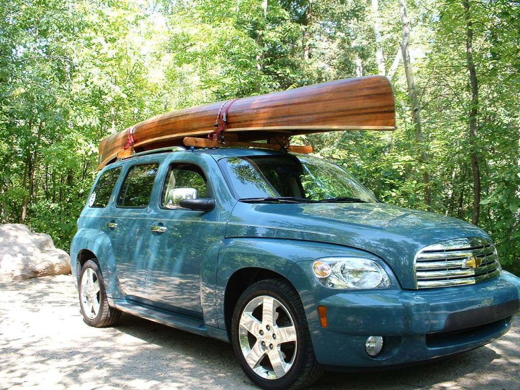 homemade canoe roof rack melisa
