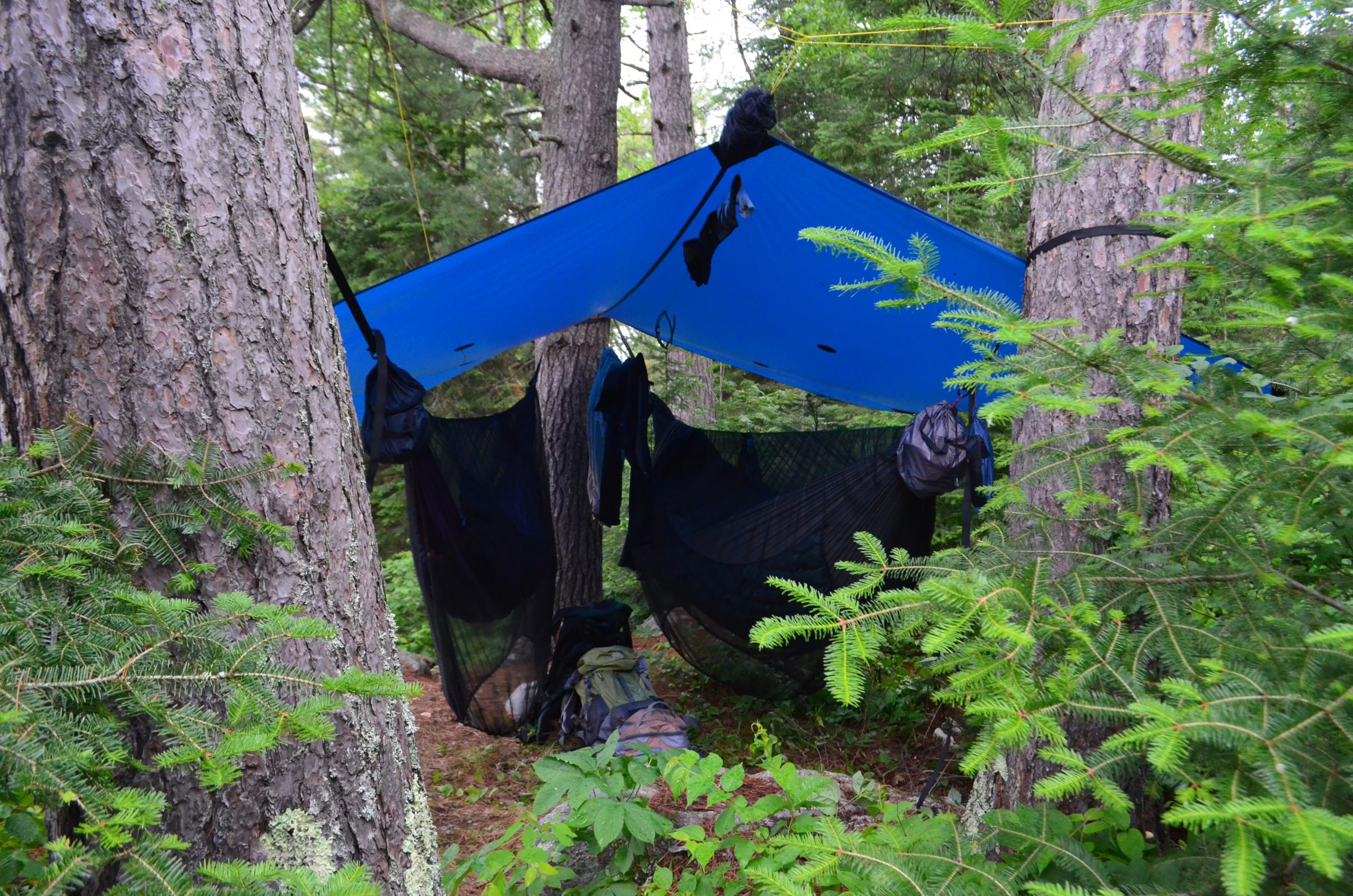 Bwca The Elusive Double Hang Boundary Waters Private