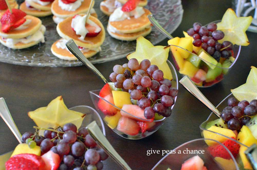 Spa Birthday Brunch Pajama Party Birthday Party Ideas