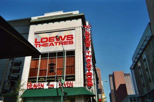 Amc Theatres Loews 600 North Michigan 9