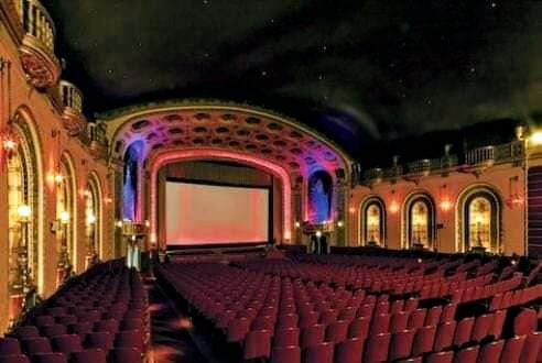 patio theatre in chicago il cinema treasures