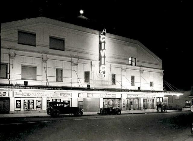 Civic Theatre In Sydney AU Cinema Treasures