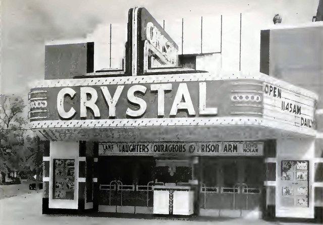 Crystal Theatre In Detroit MI Cinema Treasures