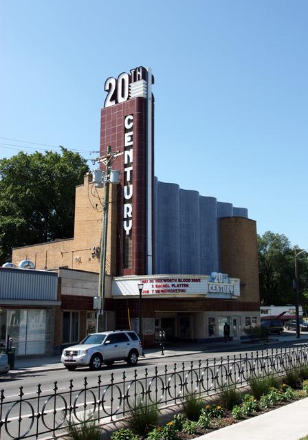 20th Century Theatre in Cincinnati, OH - Cinema Treasures