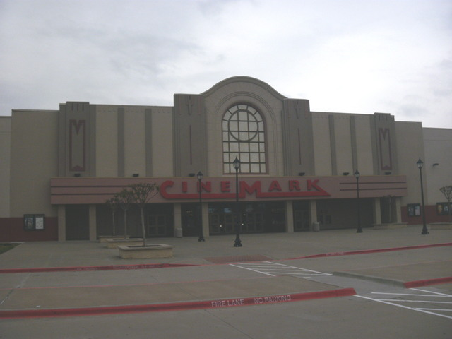 Cinemark Movies 14 Mckinney Texas