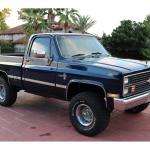 1983 Chevrolet K 10 For Sale Classiccars Com Cc 1162016