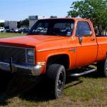 1981 Chevrolet K10 4x4 Pickup For Sale Classiccars Com Cc 532833