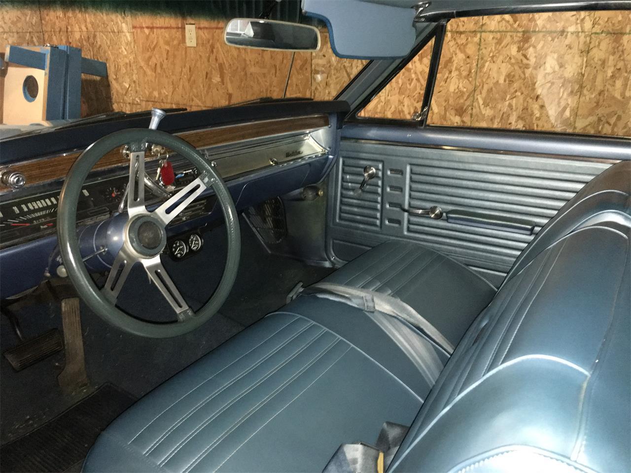 Dropped Chevelle 1967 Malibu 4 Door