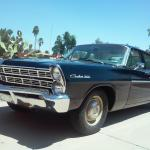 1967 Ford Galaxie 500 For Sale Classiccars Com Cc 886416