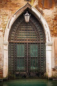 Rustic Doorway in Venice Italy, Fine Art Prints