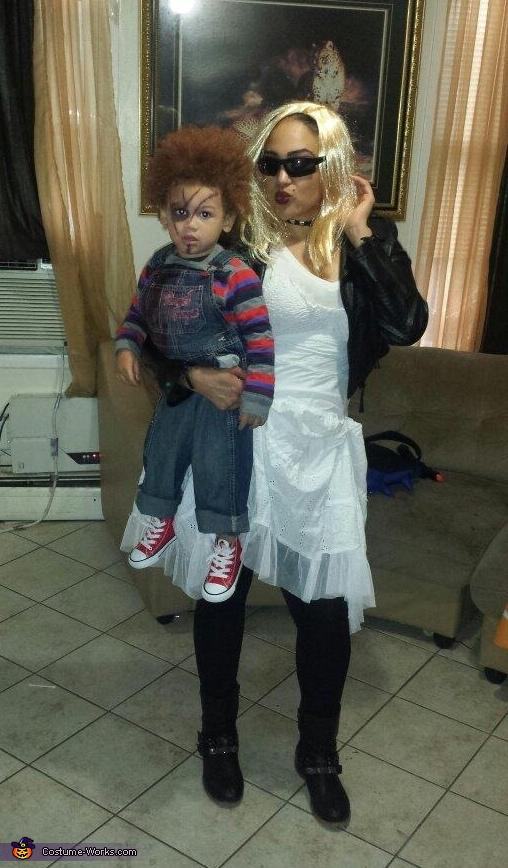 Bride amp Chucky Costume