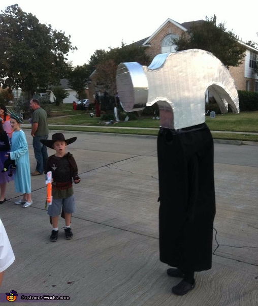 Diy Hammer Costume