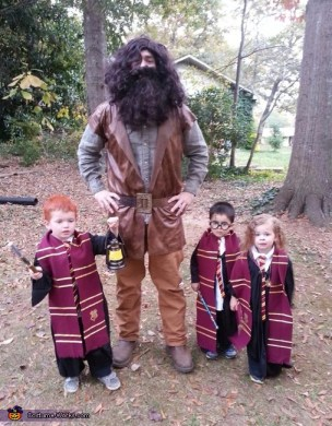 Harry Potter Character Costume