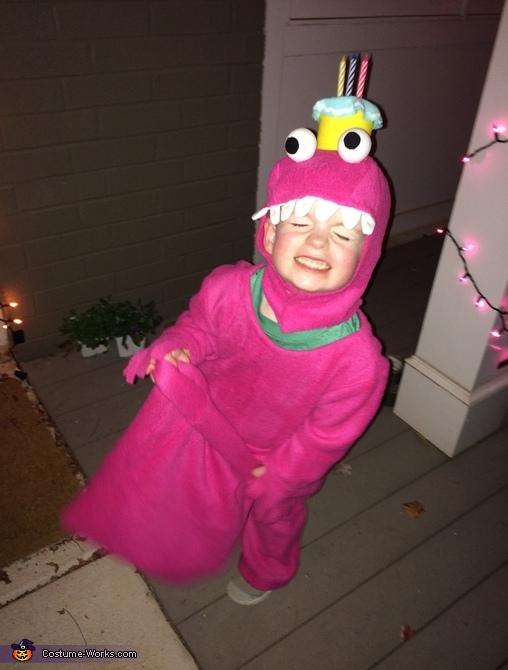 Kakie The Cake Monster Costume