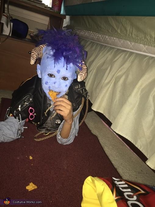 Monster Halloween Costumes