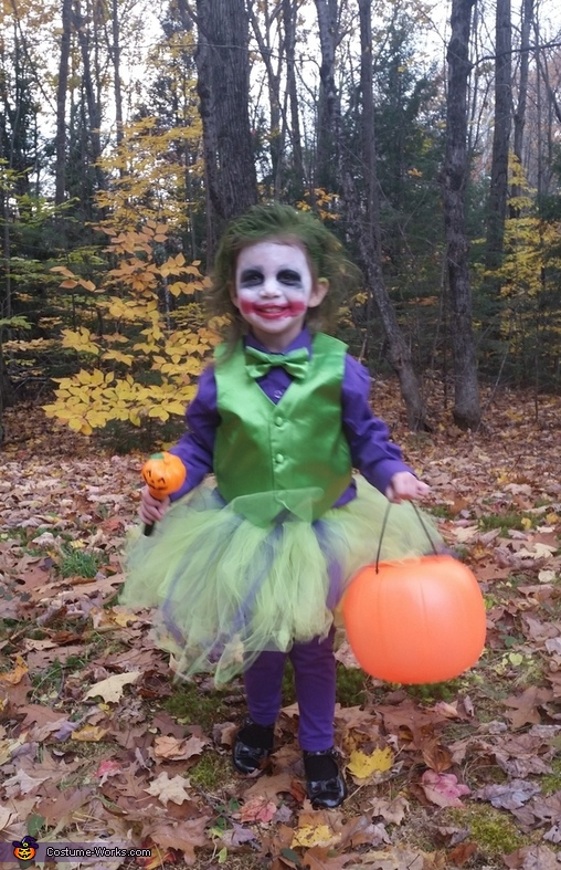 The Joker Baby Girl Costume  sc 1 st  Cartoonview.co & baby joker halloween costume | Cartoonview.co