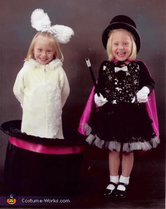 A Magician Halloween costume
