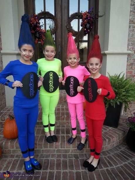 Three Easy,Peasy Halloween Craft and Costume Ideas