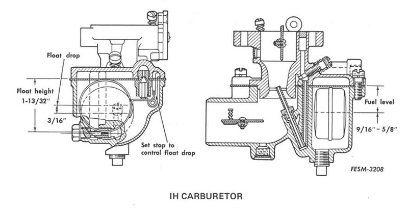 Firing Order Diagram For Farmall H Tractor