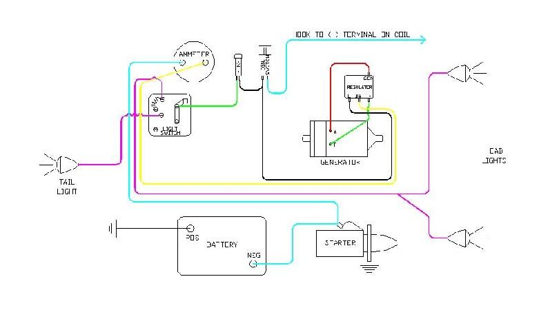 12 volt farmall cub wiring diagram   34 wiring diagram