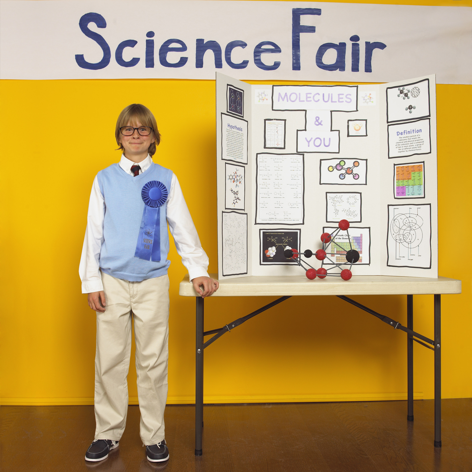 7th Grade Testable Science Fair Projects