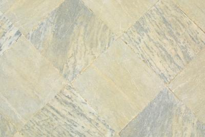 how to lay uneven slate tile