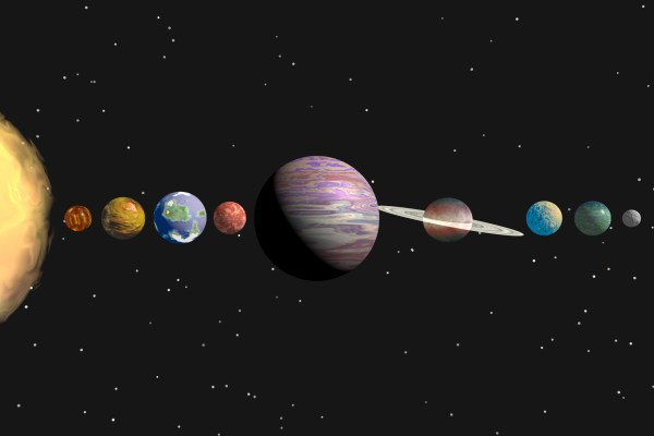 How to Remember the Planets in Order   Sciencing