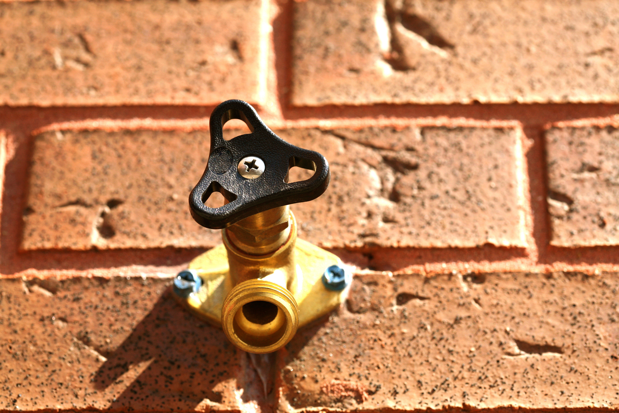 https homeguides sfgate com install exterior wall faucet 21091 html