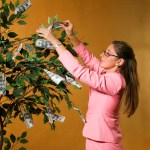 How To Make A Money Tree For A Milestone Birthday