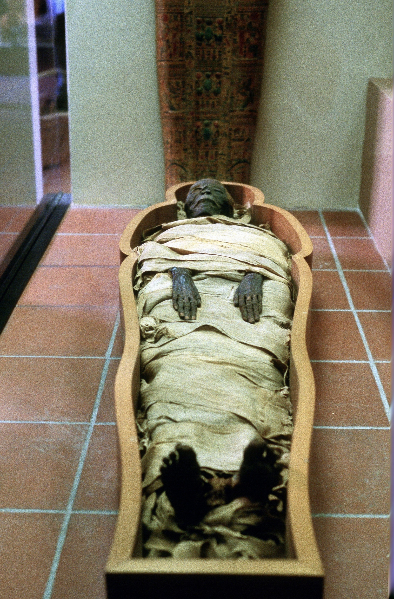 How Long Does It Take To Make A Mummy