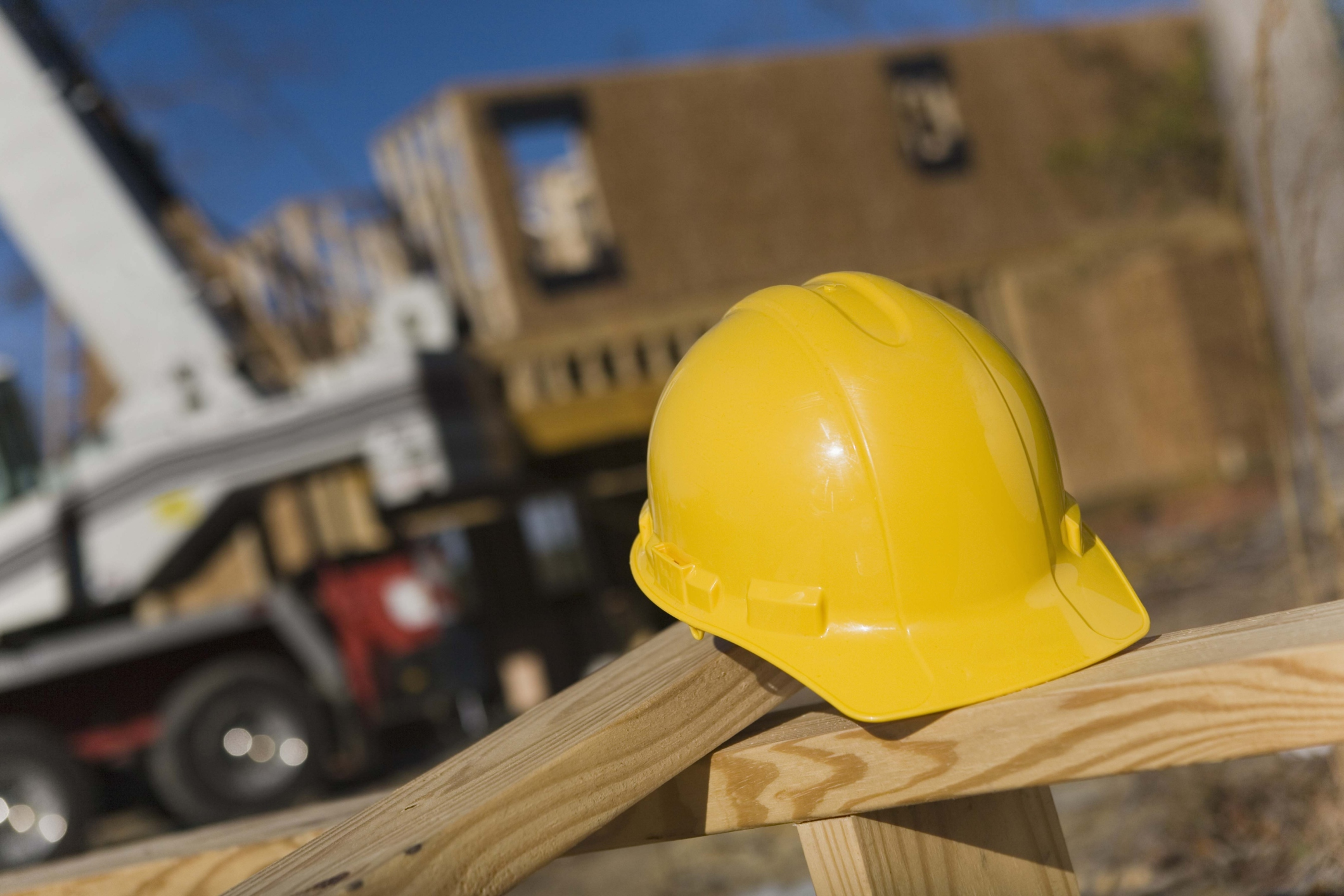 Crafts For Teaching Preschoolers About Construction