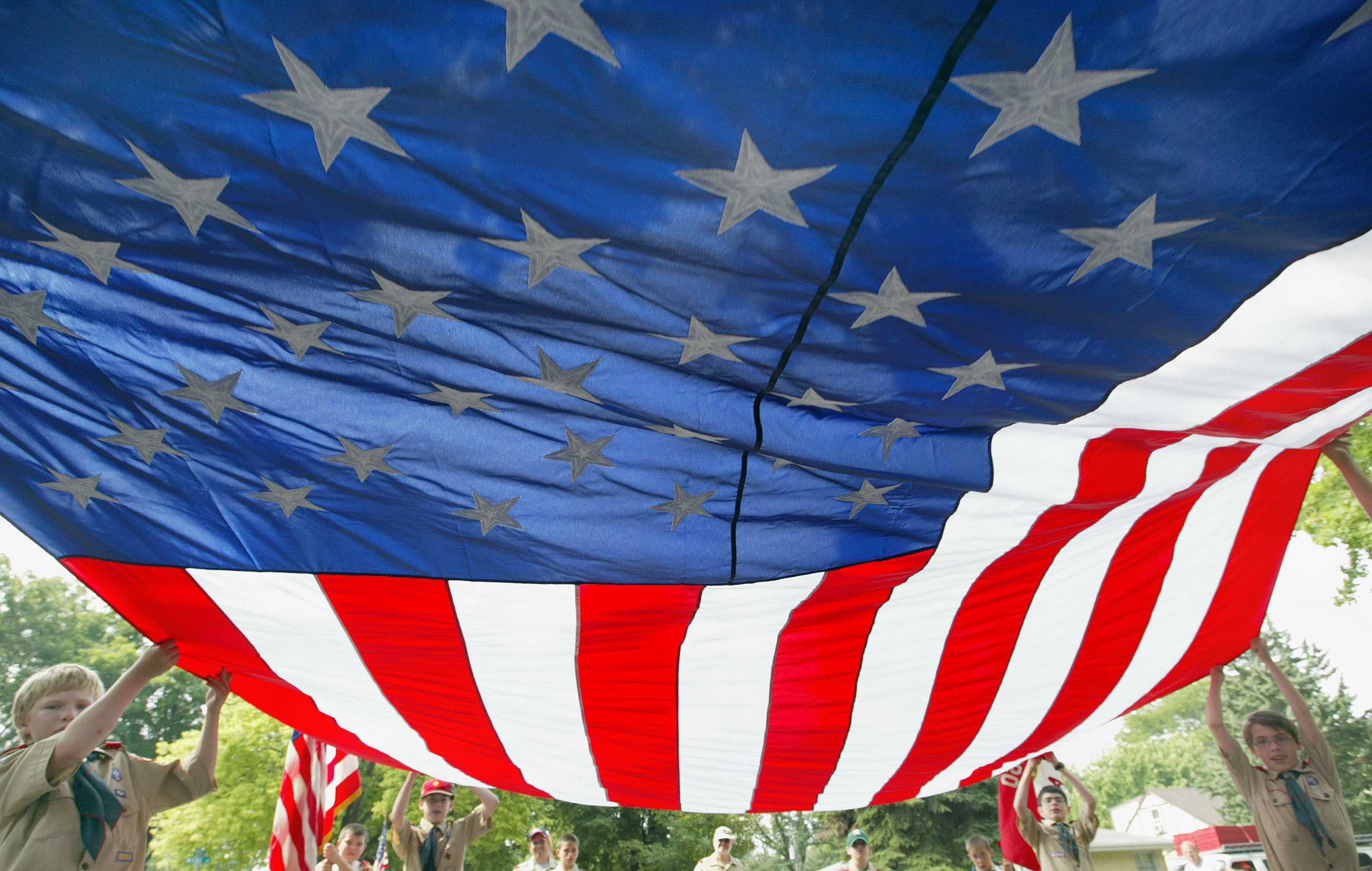 Meaning Of The Colors In The American Flag