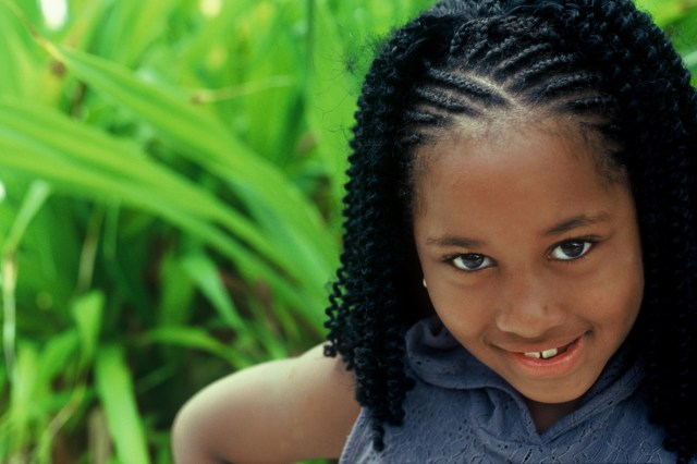 little black girls' hairstyles for ages 7 to 10 | leaftv