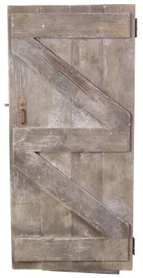 How To Make A Hinged Door From Plywood Home Guides Sf Gate