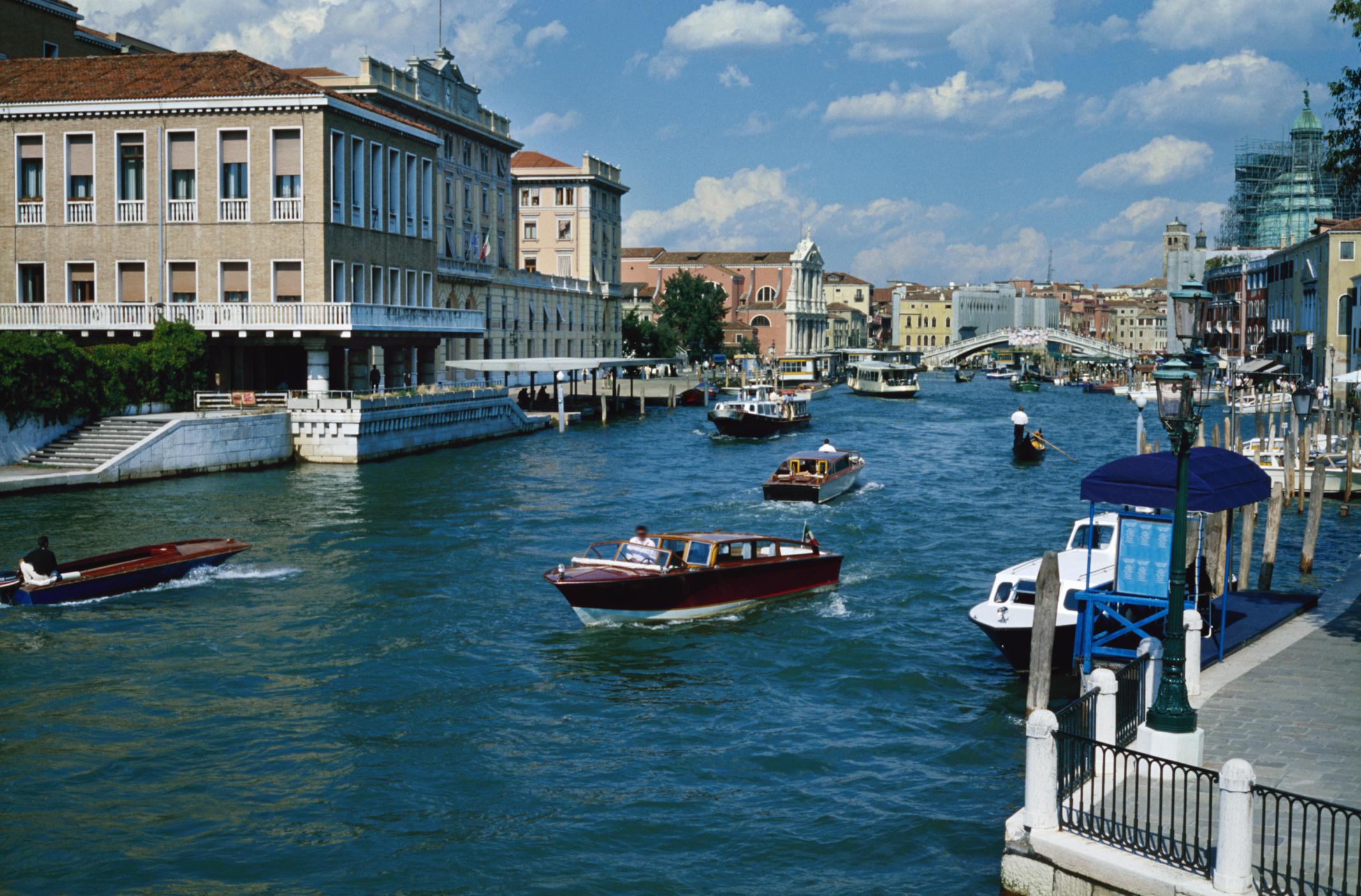 Names Of Waterways In Italy