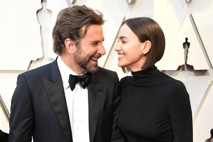 Bradley Cooper and his Ex-girlfriend Irinia Shayk
