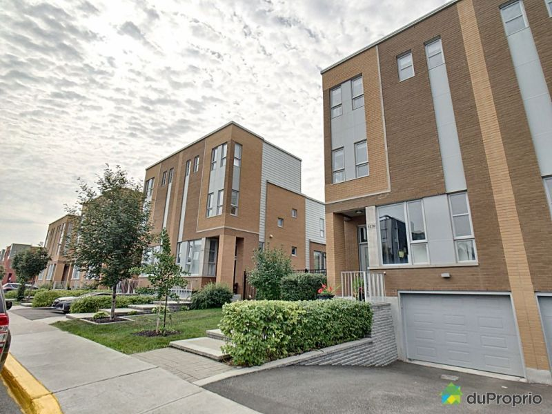 Mercier   Hochelaga   Maisonneuve Semi detached for sale COMMISSION      554 000