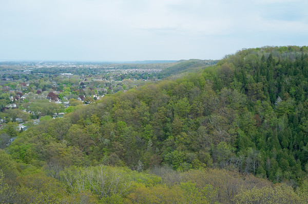 A view from Grimsby Mountain