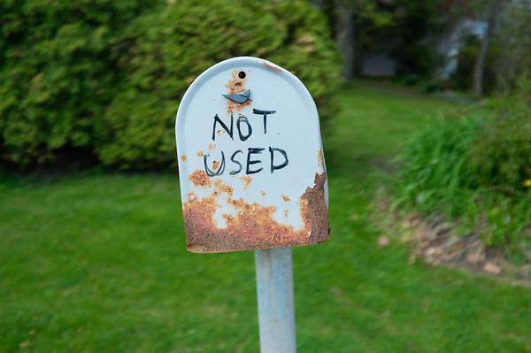 Random mailbox
