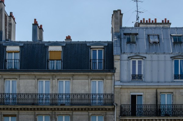 Lovely Paris Rooftops