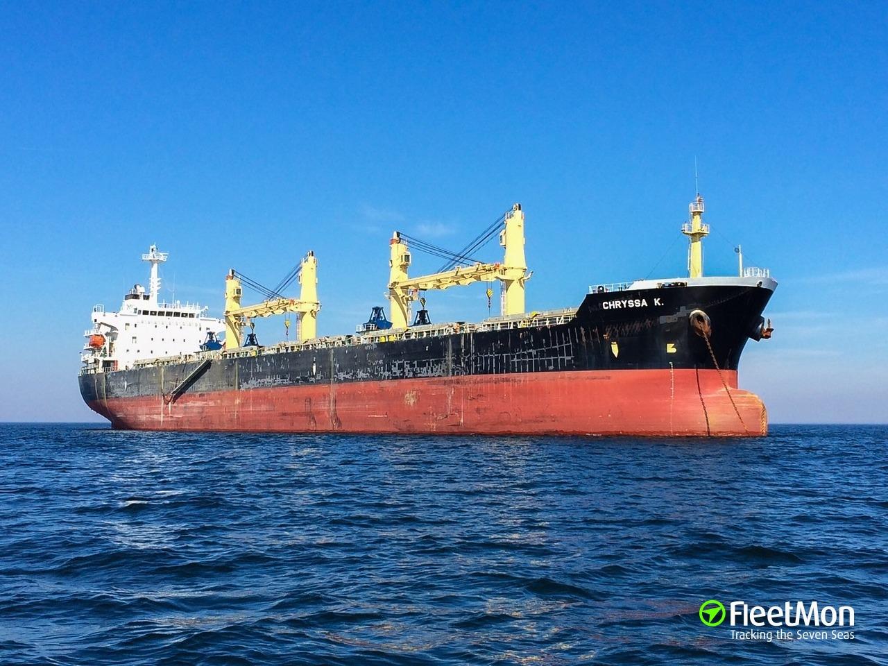 V Arctic Tern Bulk Carrier Imo