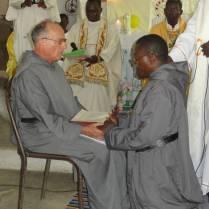 Profession du Fr François Xavier