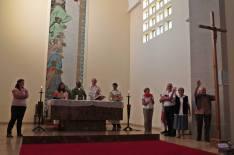 Messe à Aguas de Moura