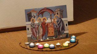 Fête de la présentation de Jésus par ses parents au Temple...