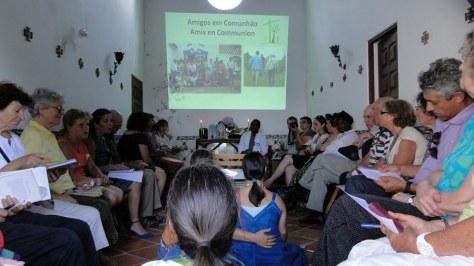 Après midi avec les amis de la Communion du Portugal