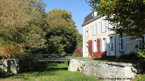 Le prieuré de Lombreuil