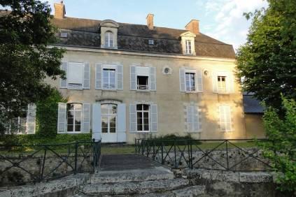 Le prieuré des Soeurs de Lombreuil