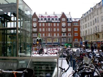 copenhagen bicycles